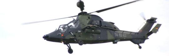 Tiger Hubschrauber
