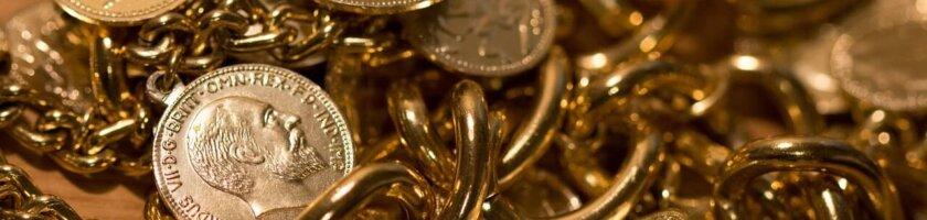 Gold zu Geld machen
