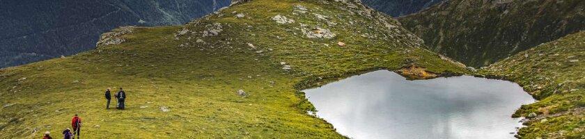Tipps für eine Bergwanderung